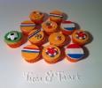 EK voetbal cupcakes workshop