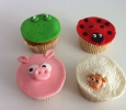 Dierencupcakes workshop