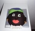 Feesttaart Zwarte Piet Sinterklaasfeest