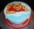 Kindertaart Disney's Winny the Pooh